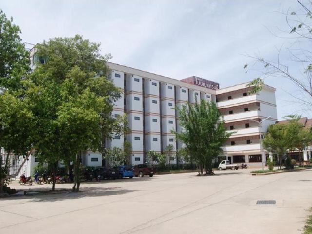 โรงแรมใบบุญ แกรนด์ – Baiboon Grand Hotel