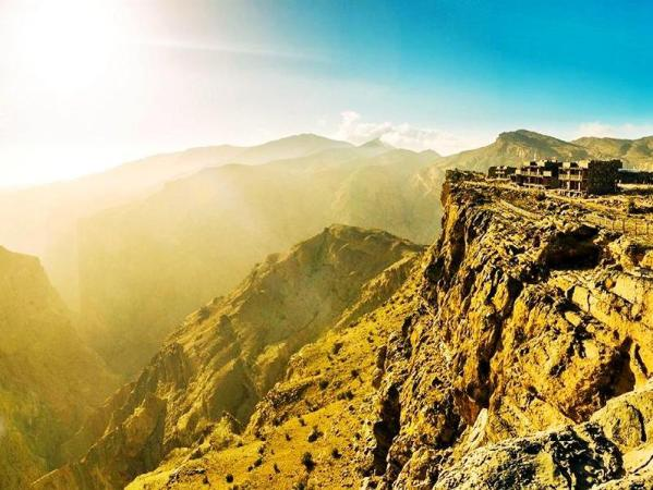 Alila Jabal Akhdar Nizwa