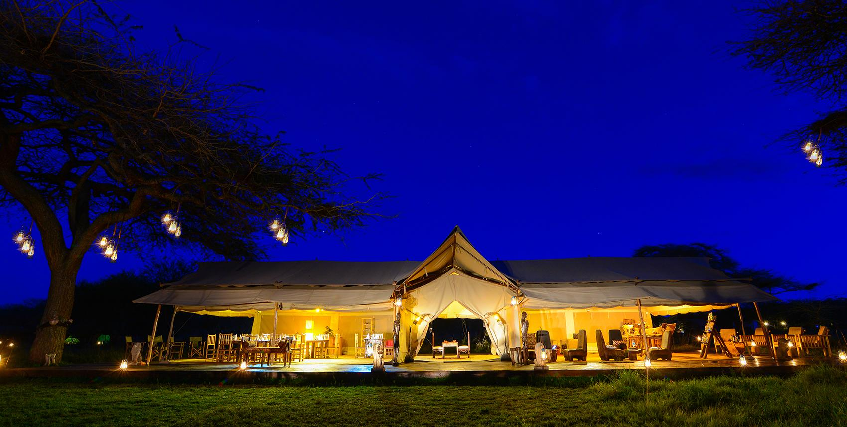 Asanja Africa Luxury Tent