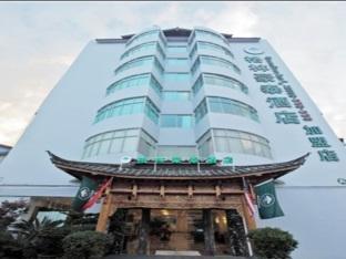 Greentree Inn Lijiang Minzhu Road Guchengkou Business Hotel