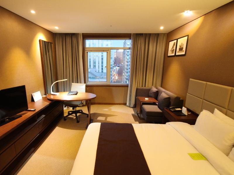 Central Plaza Hotel Incheon