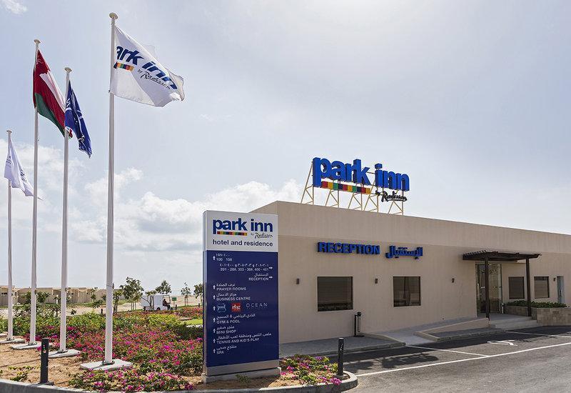 Park Inn By Radisson Hotel And Residence