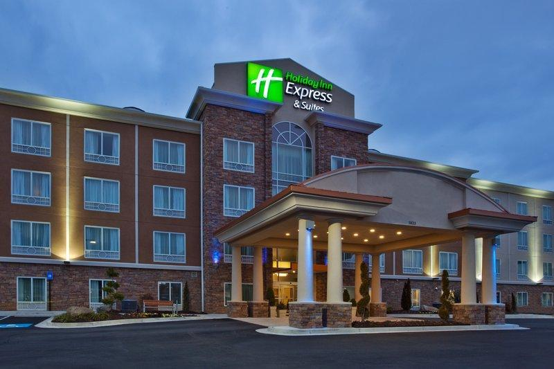 Holiday Inn Express Hotel And Suites Atlanta Airport West   Camp Creek