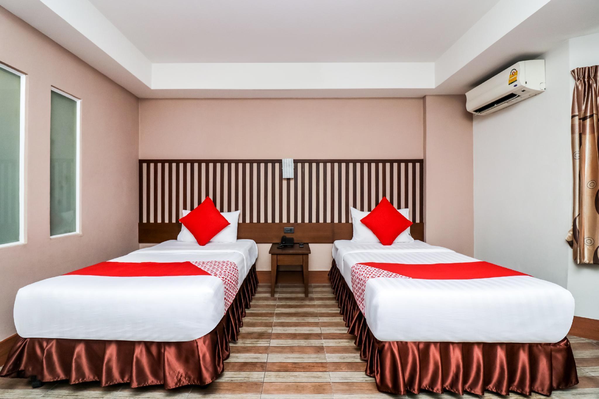 OYO 120 JA Siam City Hotel โอโย 120 JA สยาม ซิตี้ โฮเต็ล