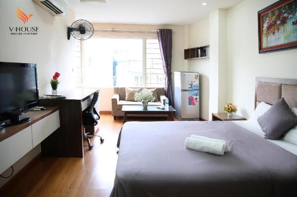 V-HOUSE 1 Serviced Apartment Hanoi
