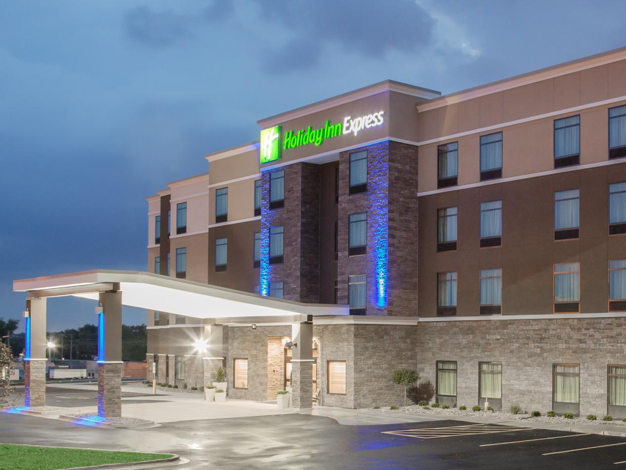 Holiday Inn Express Moline   Quad Cities Area