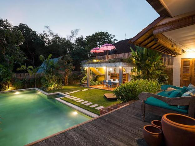 KTP Discount-Sweet Tropical 3BR Villa near Umalas