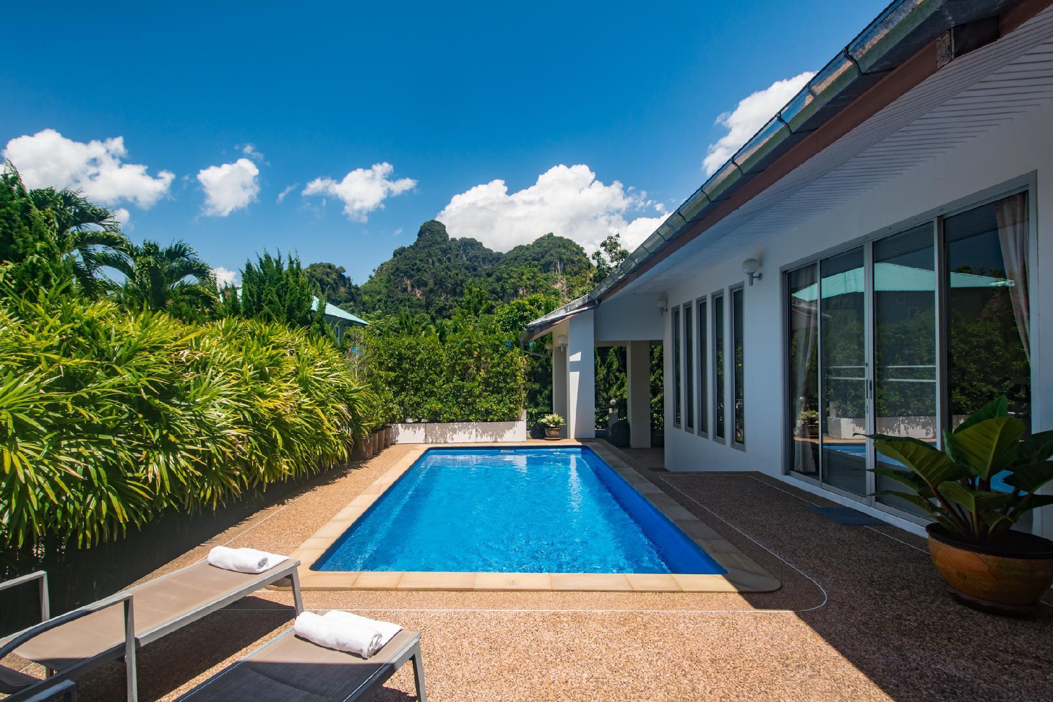 Mountain View Private Villa เมาน์เท็นวิว ไพรเวท วิลลา
