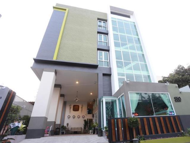 โรงแรมเอส 50 สุขุมวิท – S50 Sukhumvit Hotel