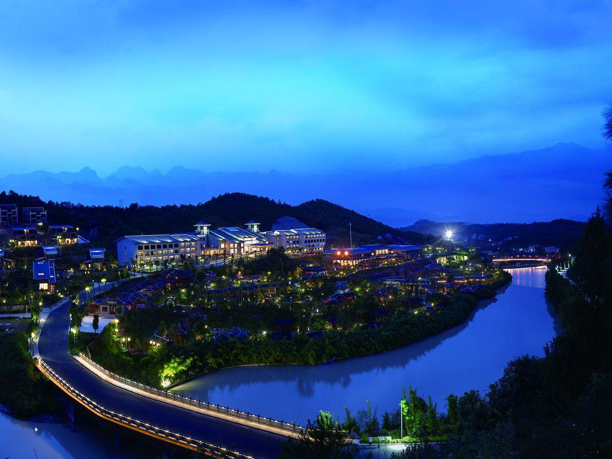 Longyan Liancheng Tianyi Hotsprings Resort Longyan China