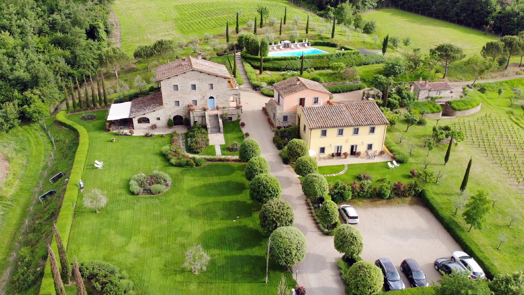 Casa Portagioia Tuscany Bed And Breakfast