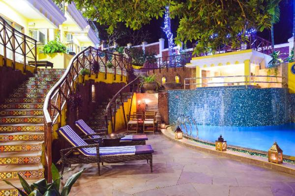 Shanti Morada Boutique Hotels Goa