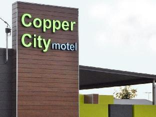 Фото отеля Copper City Motel