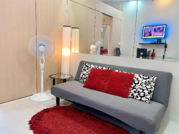 1-BR CONDO FOR RENT AT FIELD RESIDENCES (ROOM #2) Manila