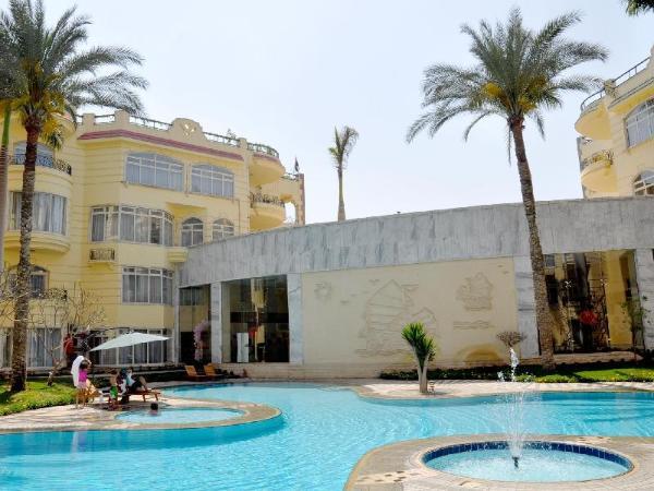 Soluxe Cairo Hotel Giza