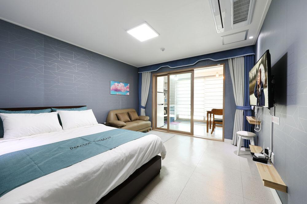 Samcheok The attracted Pension Random assignment of room 105 / 106