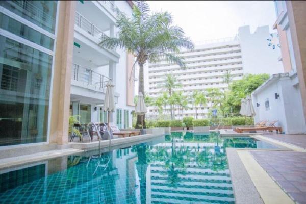 patong elk house 2 bedroom condo Phuket
