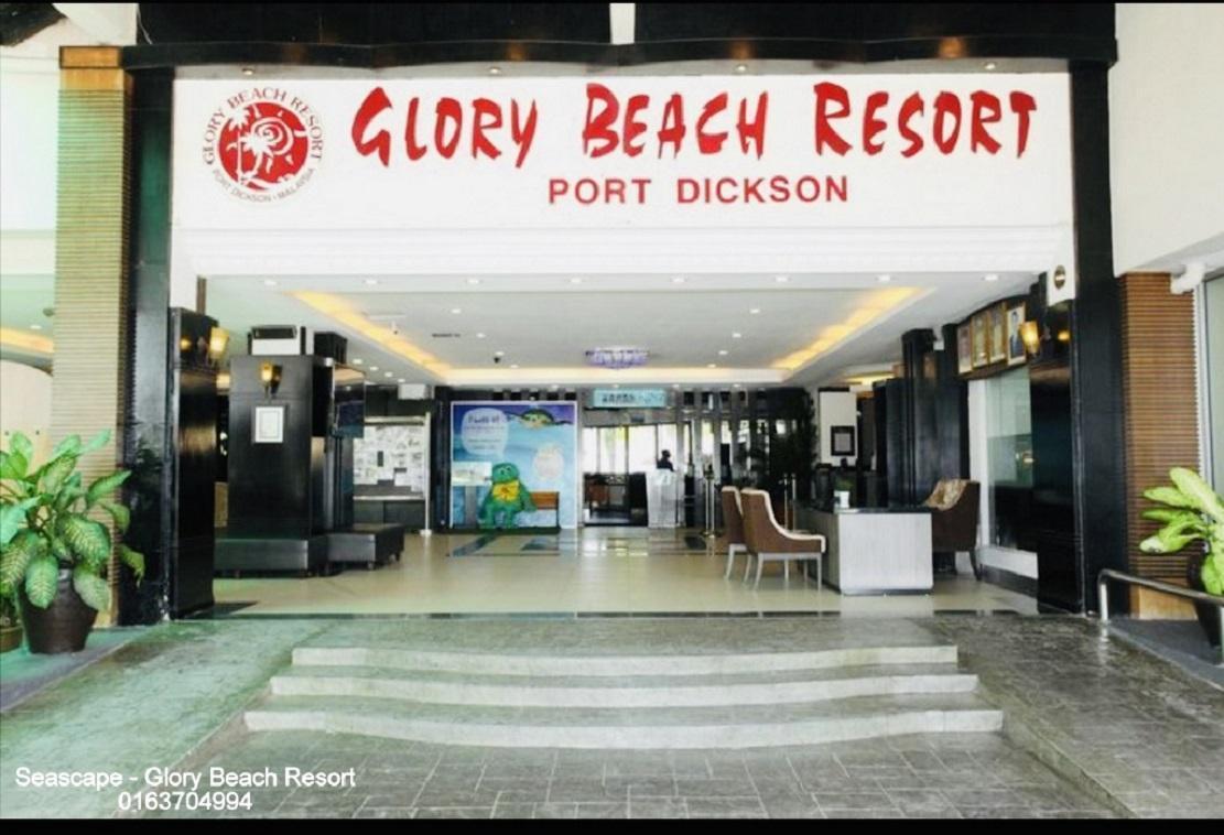 Seascape 2 Bedroom APT Glory Beach Resort