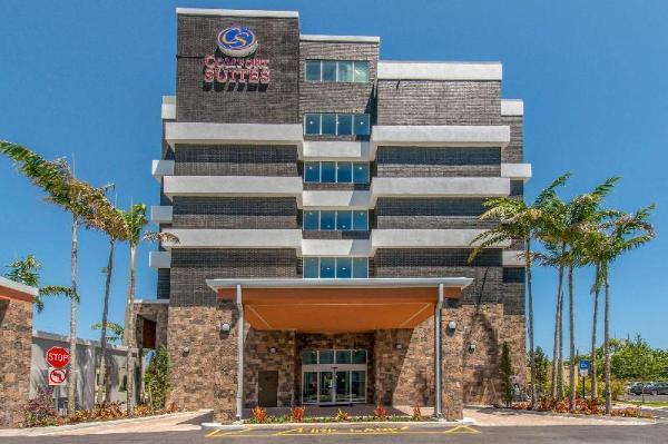 Comfort Suites Fort Lauderdale Airport & Cruise Port Fort Lauderdale