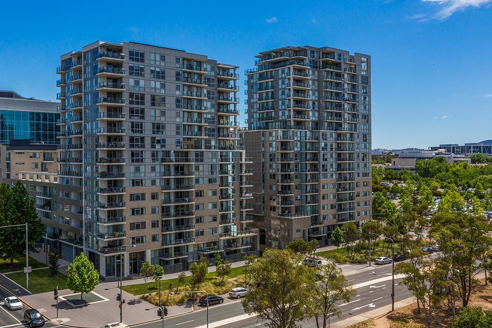Accommodate Canberra   New Acton