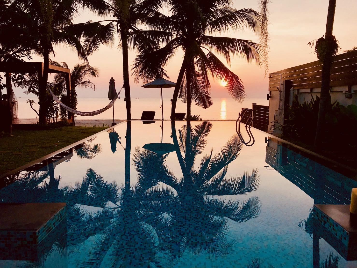 Baan SanSuk Pranburi   Beach Front And Pool Villa