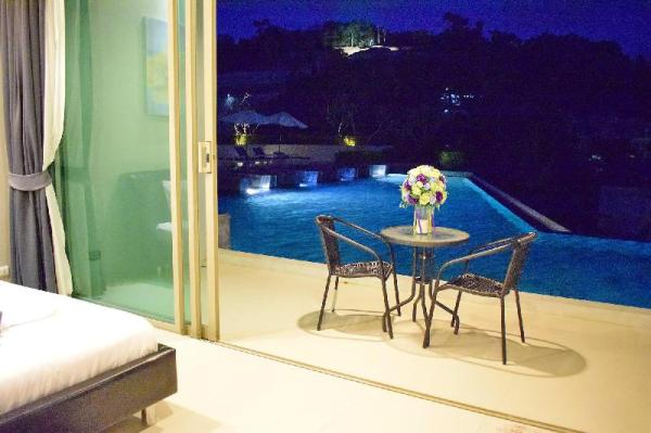 Studio Pool Access Karon Hill - G10 Phuket