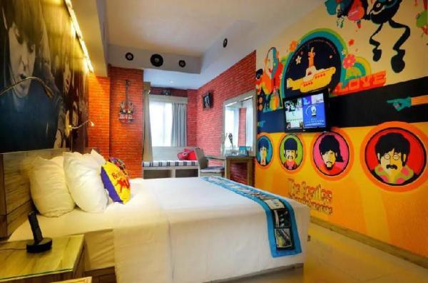 #231 Cozy Studio Room in Kuta Center Bali