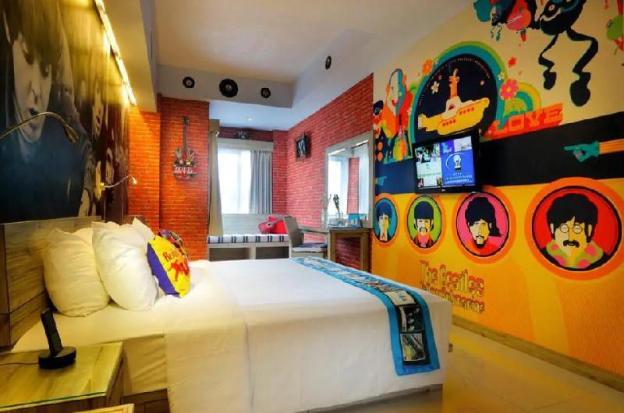 #231  Cozy Studio Room in Kuta Center