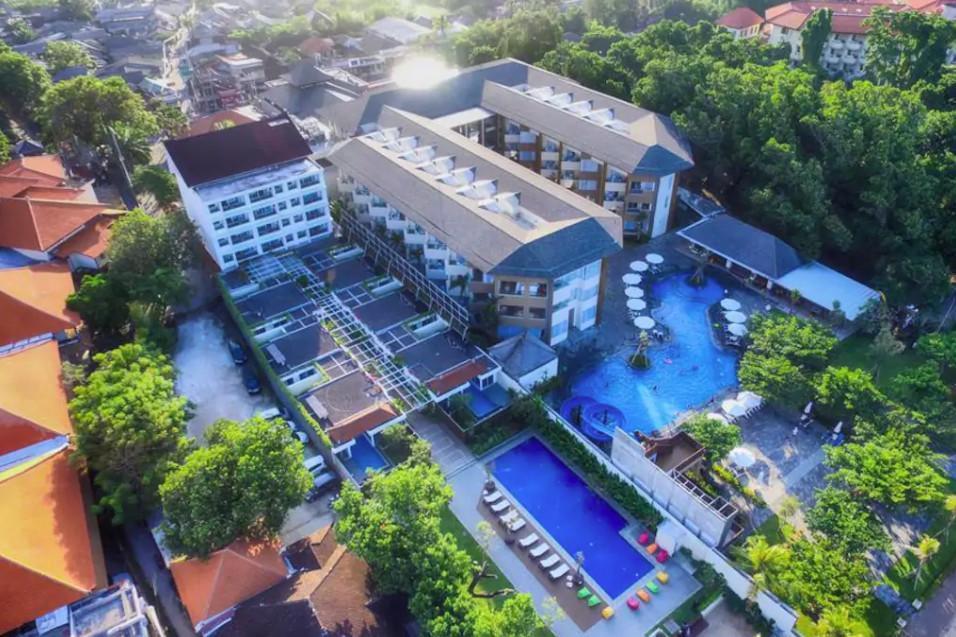 105 Suite Room Beach Front At Nusa Dua  SB