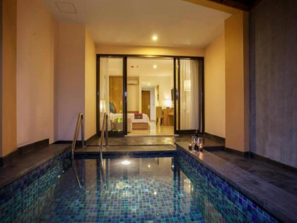 #194 Suite Room With Private Pool Close To Airport Bali