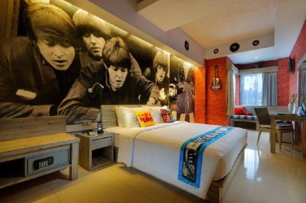 #234 Cozy Studio Room in Kuta Center Bali