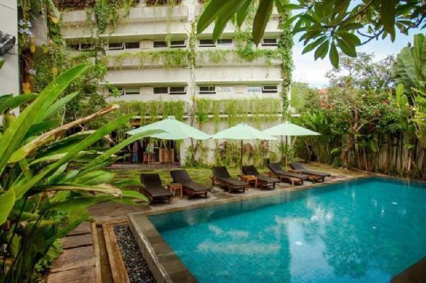 #214 Best Room Close Ngurah Rai Airport Bali