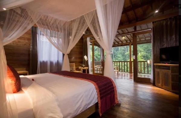 #146  Stunning Room Garden View in Ubud Bali
