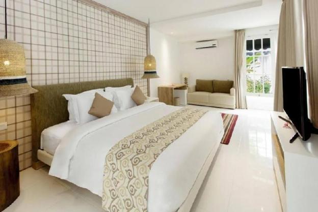 #122 Suite Room Private Pool Beach Front Nusa Dua