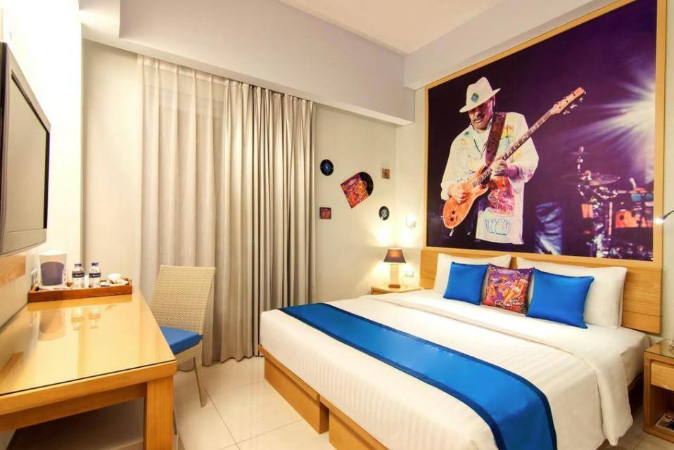 239 Cozy Room In Kuta Center