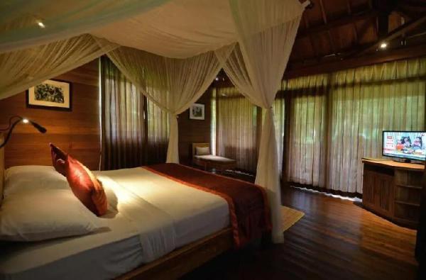 #145  Stunning Room Garden View in Ubud Bali