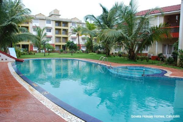 2BHK Candolim Holiday Flat Goa
