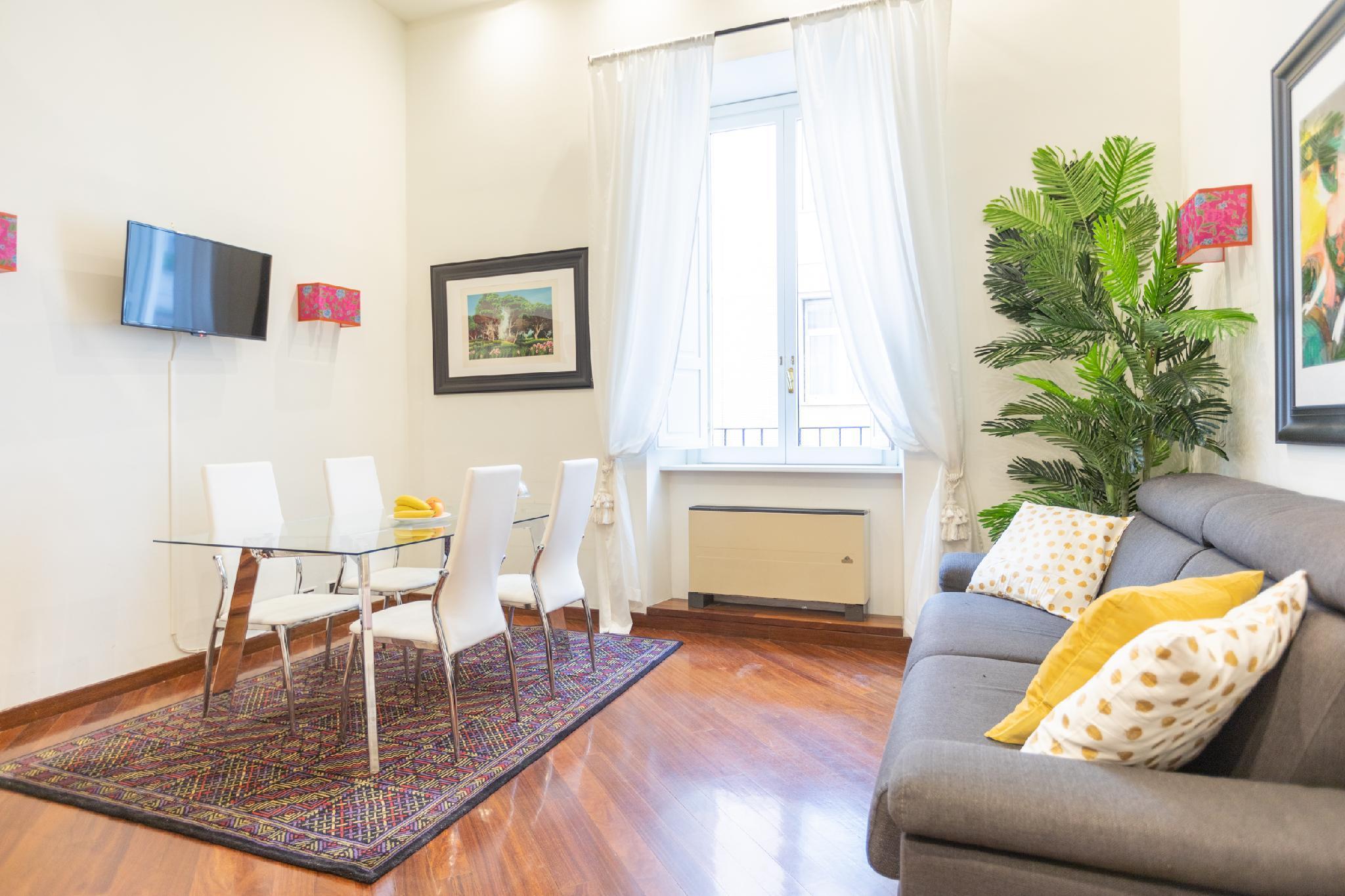 Barberini Luxury Apartment - Heart of Rome