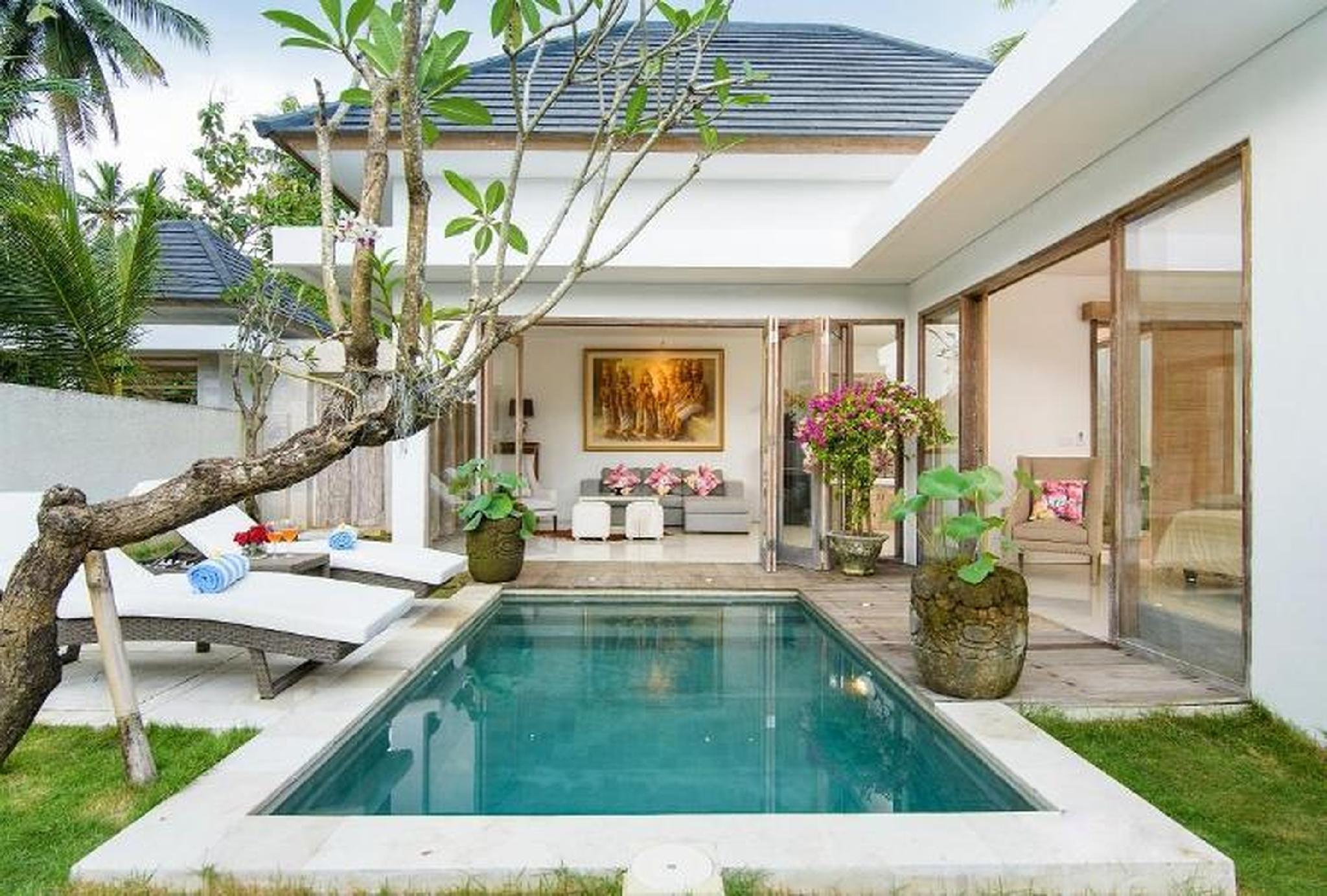 1 BDR Honeymoon Villa At Pekutatan West Bali