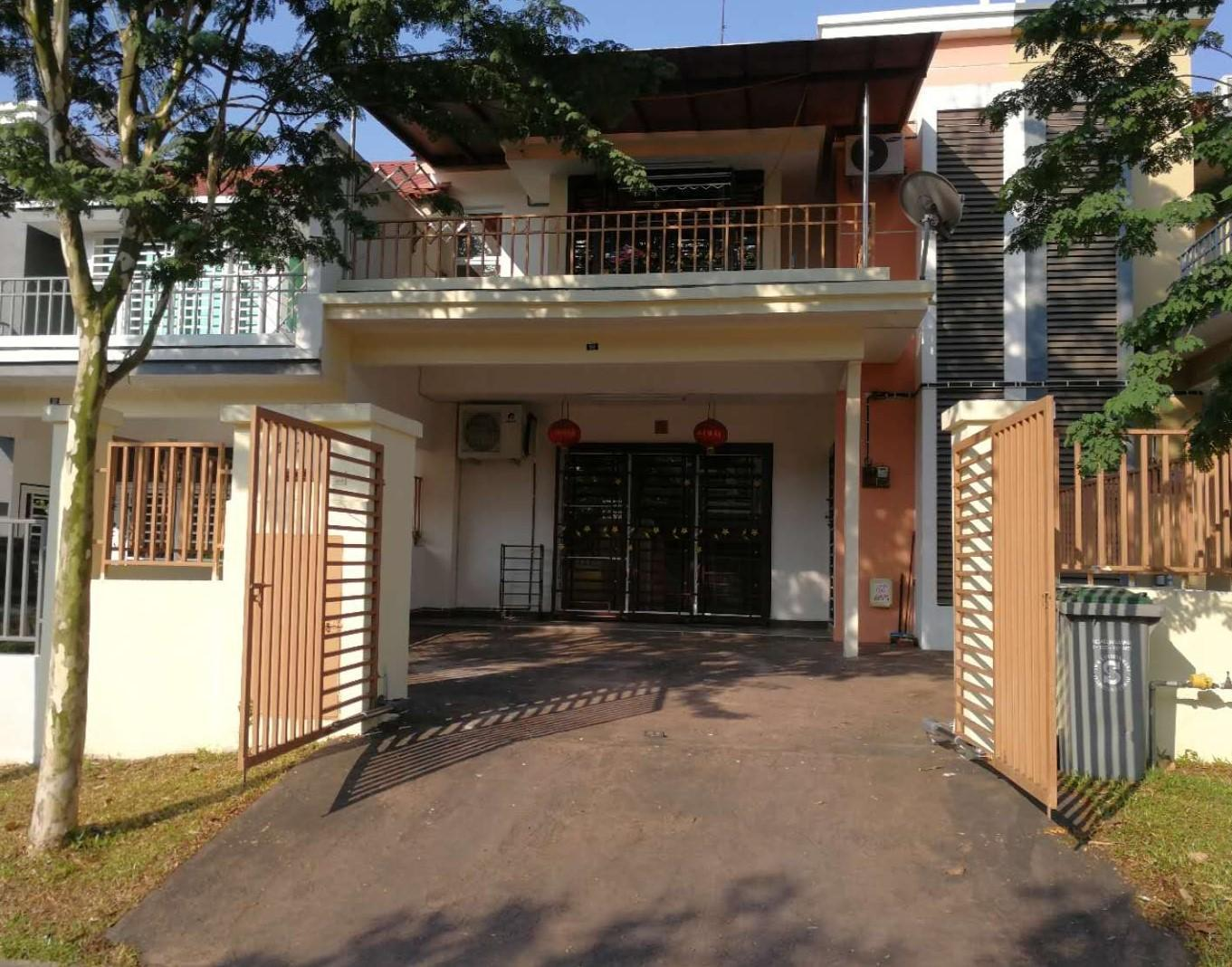 Kulai Homestay 129   Entire Home Up To 8 Adults