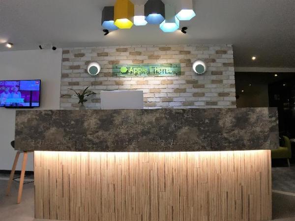 Apple 1 Hotel Times Square Penang
