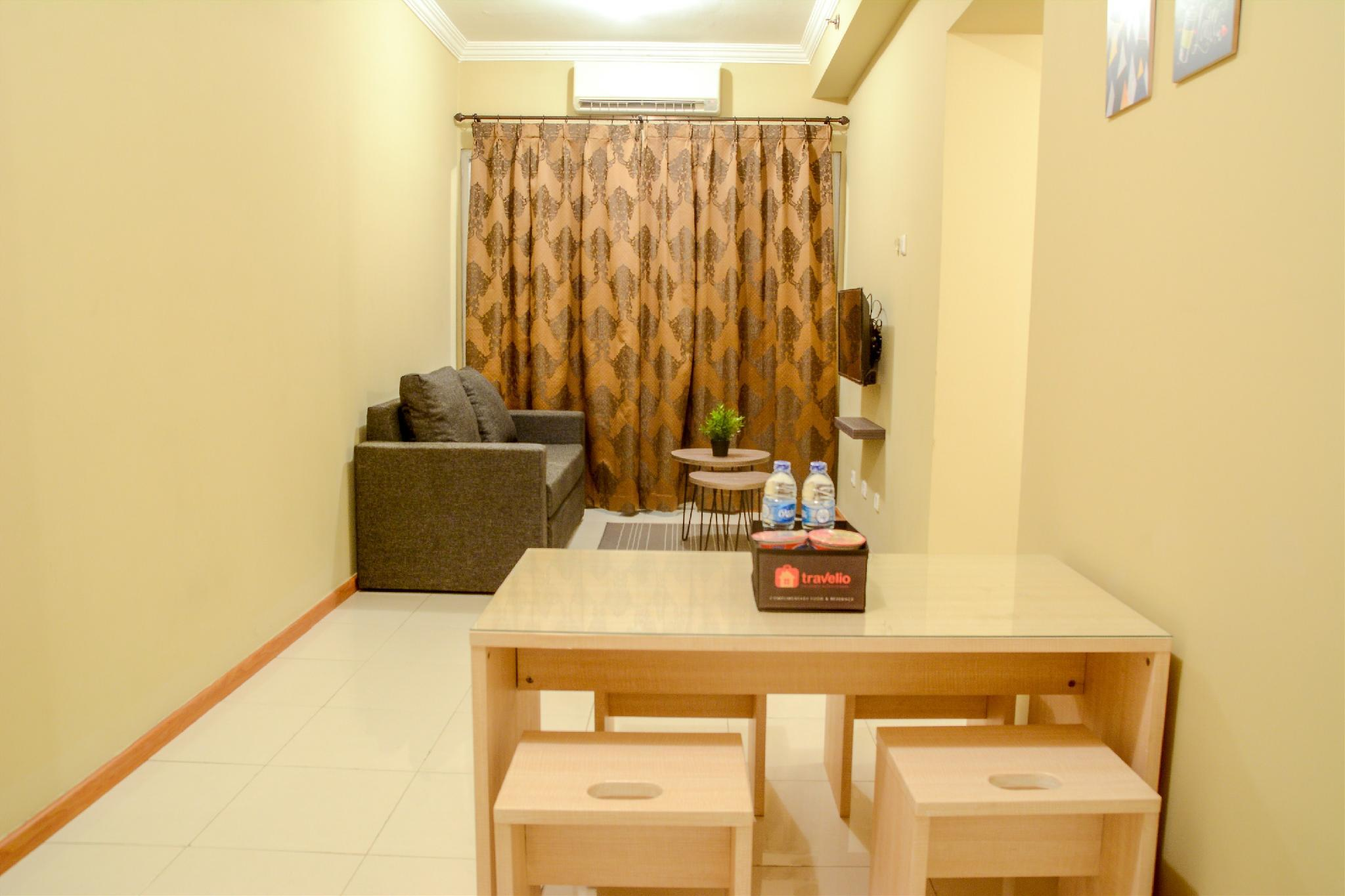 Relax And Enjoy 2BR Grand Palace Apt By Travelio