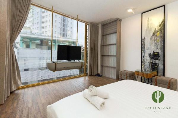 Cactusland Boutique Hotel Ho Chi Minh City