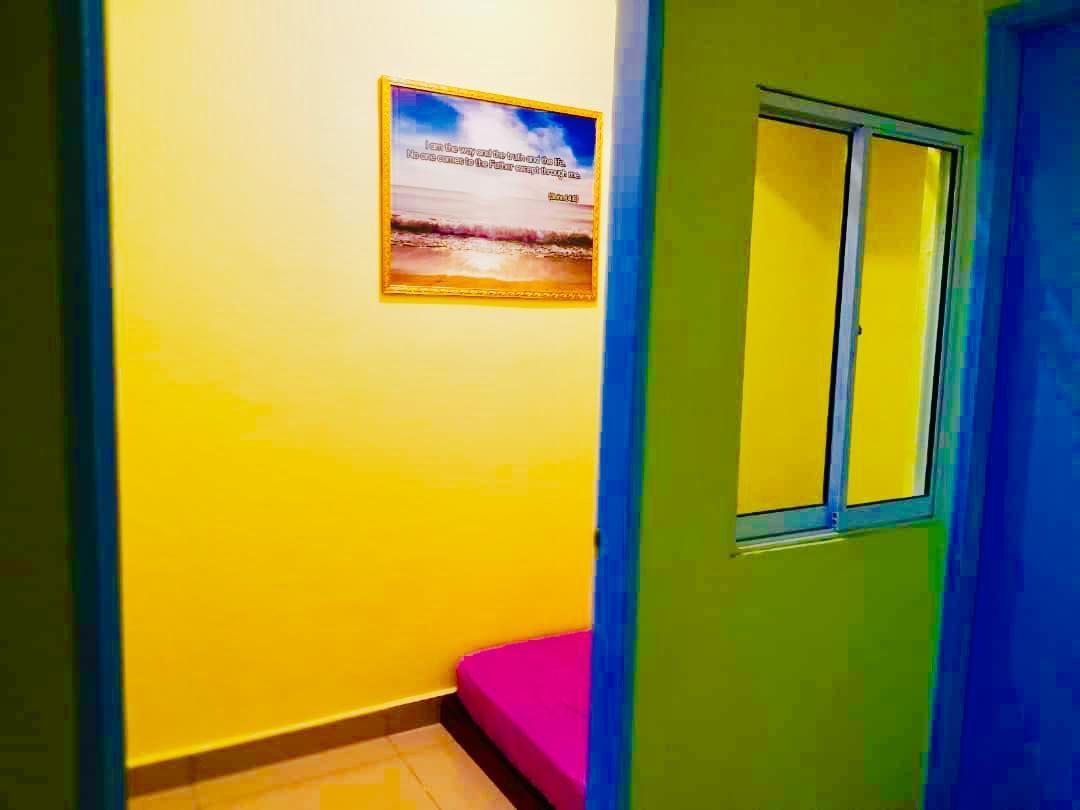 Room 29D @ Rainbow Covenant