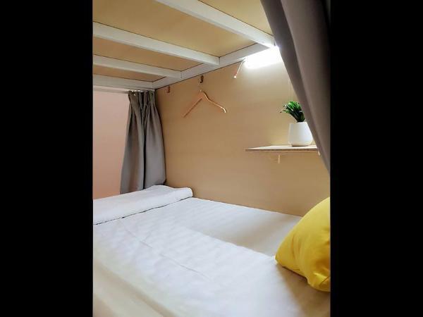 Yelo Hostel 4 Beds Mixed Dorm Room Ho Chi Minh City
