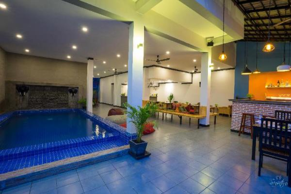 Noni Tree Hostel Siem Reap