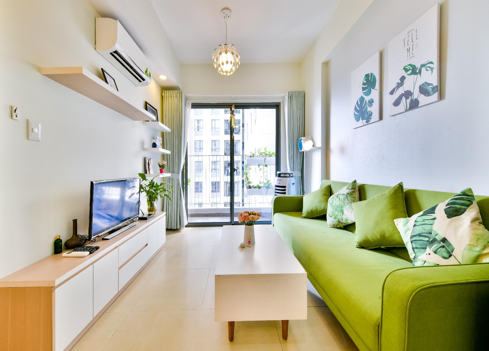 Katie House   Homey Apartment 2BR In Thao Dien