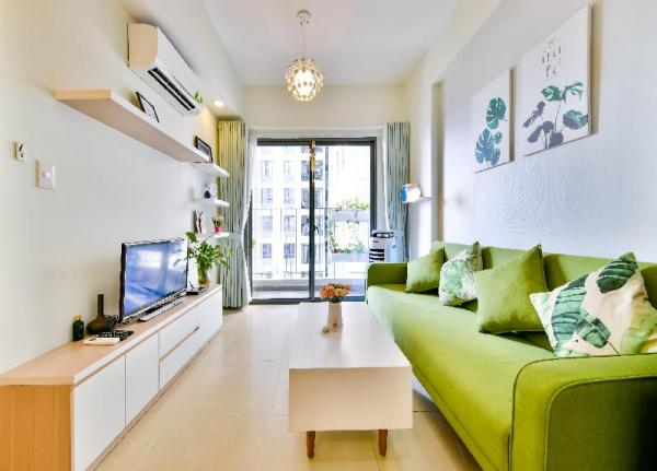 Katie House - Homey Apartment 2BR in Thao Dien Ho Chi Minh City