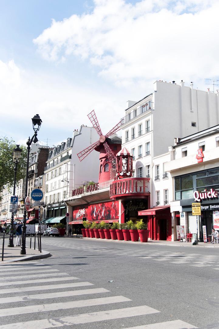Classic Studio in Montmartre