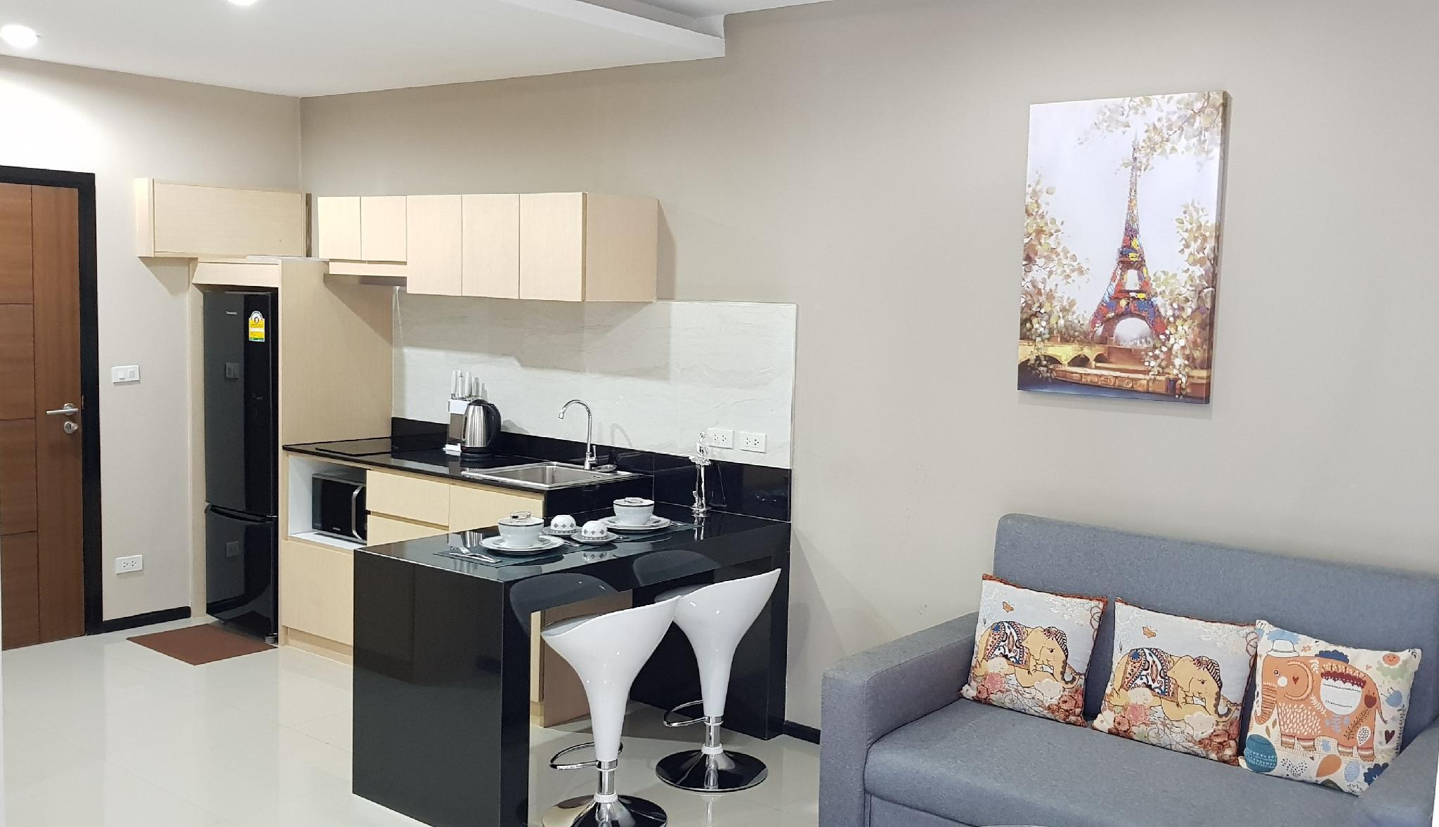 1bd with kitchen, Nai Harn Beach (50 sqm, 2018) 1bd with kitchen, Nai Harn Beach (50 sqm, 2018)